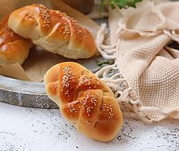 板栗夹心小面包的做法