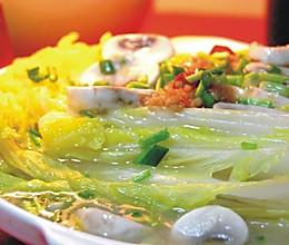 暖汁蔬菜——上汤娃娃菜的做法