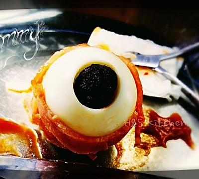 【万圣节】黑暗料理の怪兽眼珠蛋【慎入!】