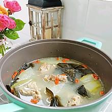 营养又简单的冬瓜海带排骨汤