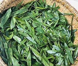 自制竹叶青茶的做法