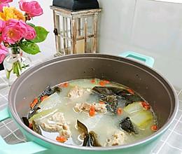营养又简单的冬瓜海带排骨汤的做法