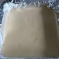 奶油肉松蛋糕卷的做法图解11