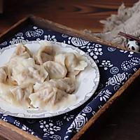 酸菜油渣水饺的做法图解14