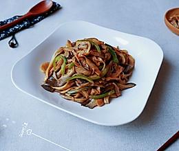 蒜蓉辣酱蚝蚝菇的做法
