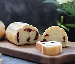 蔓越莓哈斯面包的做法