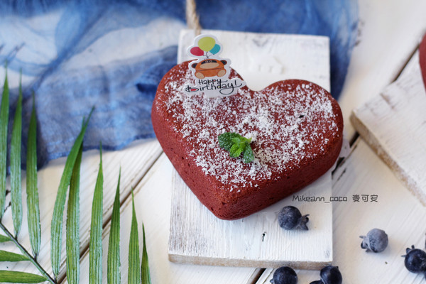 红丝绒奶酪蛋糕