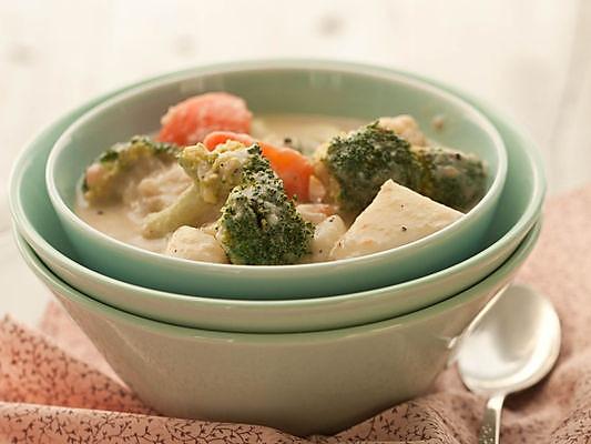 寒冬给人带来幸福滋味的美味料理---奶油炖菜的做法