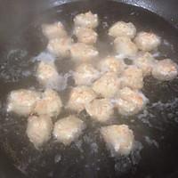 宝宝爱吃的鸡肉丸子的做法图解7