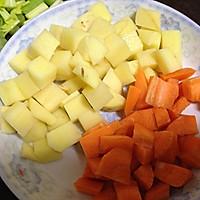 鸡丁炒土豆的做法图解4