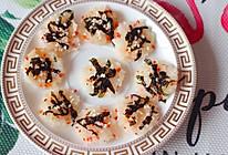 咸锅巴米饼的做法