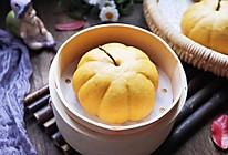 南瓜馒头(一次发酵)的做法