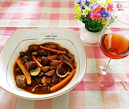 电影《Julie&Julia》配方——法式红酒烩牛肉的做法