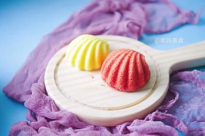 迷人玛德琳+彩虹蛋糕卷
