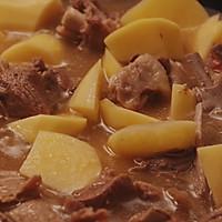 羊肉炖土豆,内蒙古人最拿手!的做法图解2