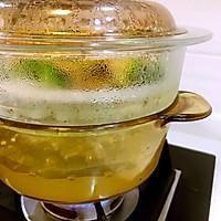 金蒜粉丝蒸西兰花-低脂健康好营养的做法图解13