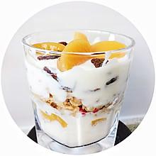 #换着花样吃早餐#自制酸奶杯