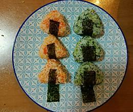 适合儿童吃的蔬菜饭团的做法