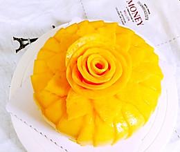 名副其实的芒果蛋糕的做法