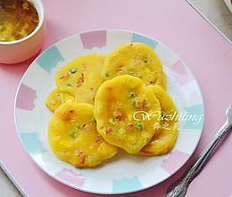 #精品菜谱挑战赛#田园香肠玉米饼的做法