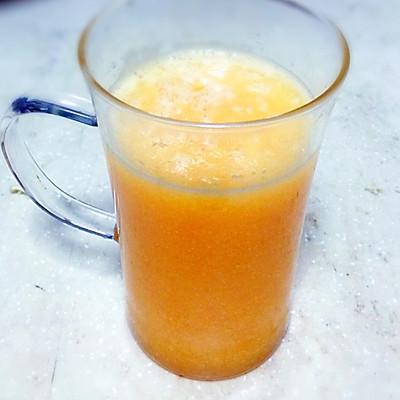 高纤维果汁|香橙雪梨果汁|养老公不重样
