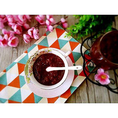 美味红酒草莓酱