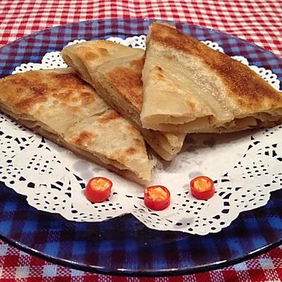 """椒盐饼(烙饼)-美亚粉尚""""靓瘦""""好锅试用报告"""