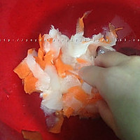 清爽酸甜萝卜片的做法图解4