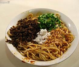 宜宾最具特色的传统名小吃——燃面的做法