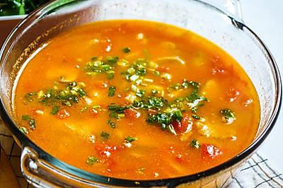健脾养胃·鲈鱼浓汤