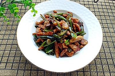 《高阶菜谱》青椒肉丝