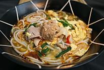 家常版小锅米线的做法