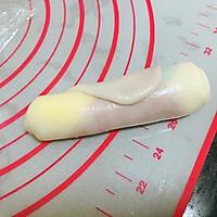 马卡龙色千层蛋黄酥 中式糕点#每道菜都是一台食光机#的做法图解16