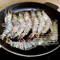 煎大虾的做法图解2