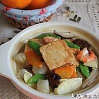 八珍豆腐煲的做法图解25