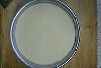 榴莲冻芝士(6寸)的做法