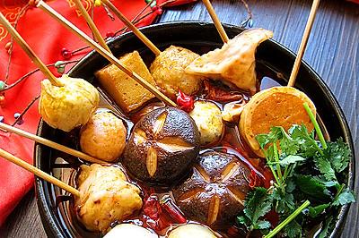 试吃之:石锅麻辣串串香