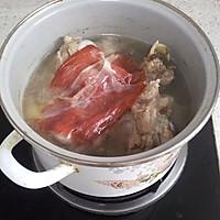 时蔬大骨汤的做法图解3