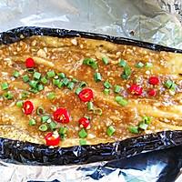 #父亲节,给老爸做道菜#蒜蓉烤茄子的做法图解9