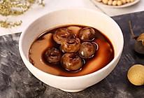 姜糖桂圆豆花:豆浆的一种滋补吃法的做法