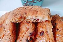 蔓越莓桃酥的做法