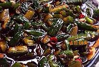 酱油黄瓜小咸菜的做法