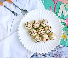 #甜粽VS咸粽,你是哪一党?#藜麦饭团的做法
