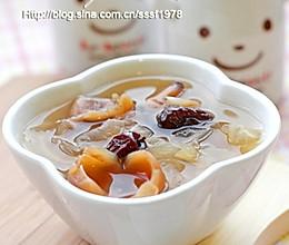 桂圆红枣银耳汤的做法