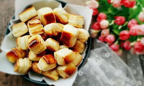 肉松小面包块的做法