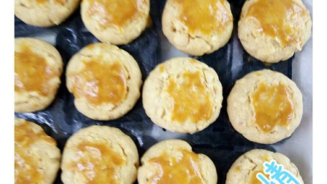 花生酥,饼干的做法