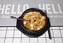 韩式泡菜牛肉豆腐锅的做法