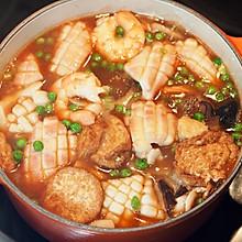 曼步厨房 - 八珍豆腐煲