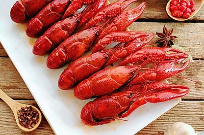 香辣红烧小龙虾,超过瘾
