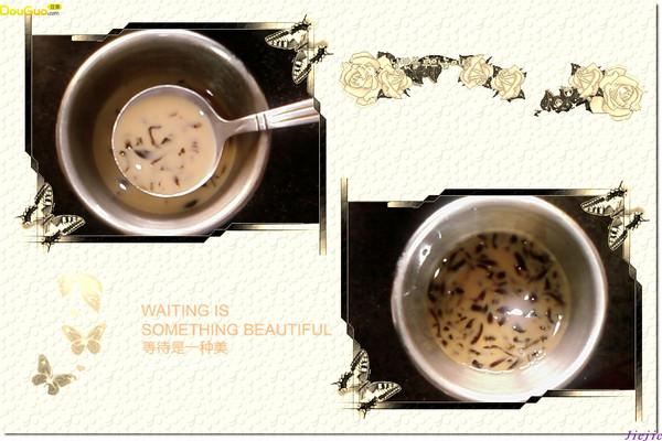 仙草奶茶的做法